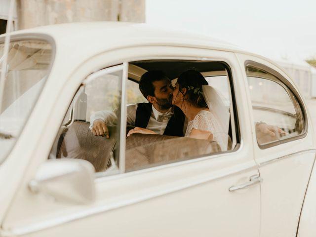 Le mariage de Sébastien et Virginie à Arbois, Jura 56