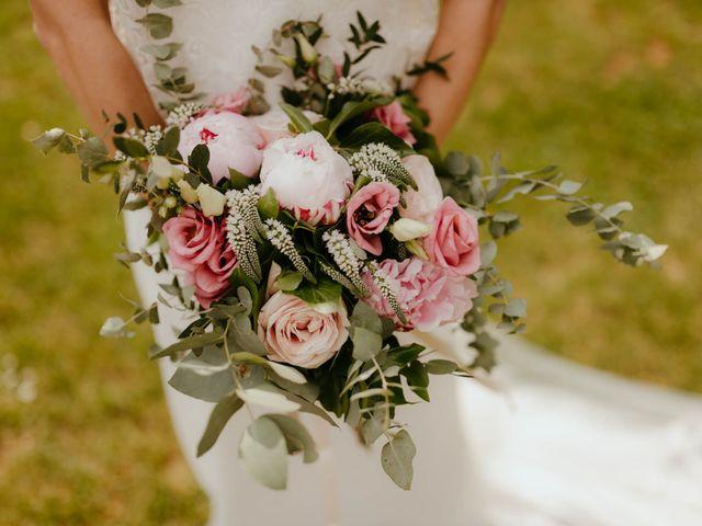 Le mariage de Sébastien et Virginie à Arbois, Jura 60