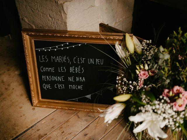 Le mariage de Sébastien et Virginie à Arbois, Jura 63