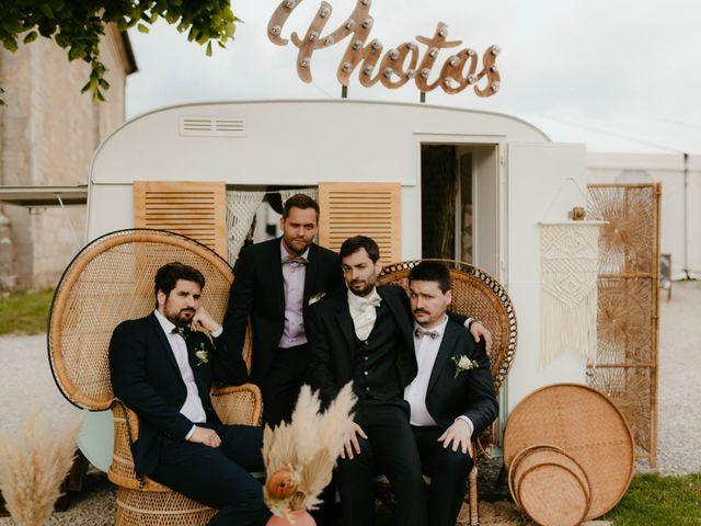 Le mariage de Sébastien et Virginie à Arbois, Jura 70