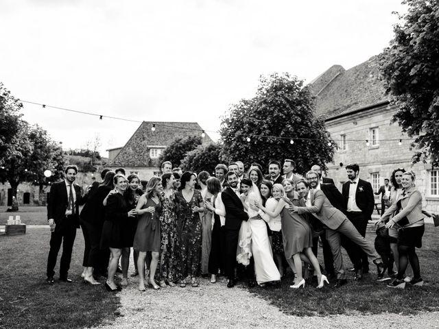 Le mariage de Sébastien et Virginie à Arbois, Jura 73