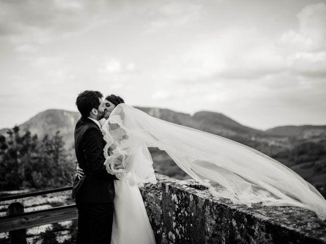 Le mariage de Sébastien et Virginie à Arbois, Jura 78