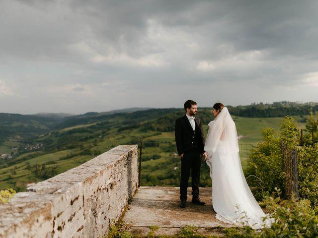 Le mariage de Sébastien et Virginie à Arbois, Jura 81