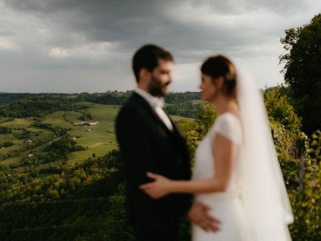 Le mariage de Sébastien et Virginie à Arbois, Jura 82