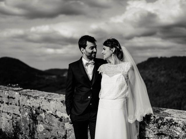 Le mariage de Sébastien et Virginie à Arbois, Jura 83