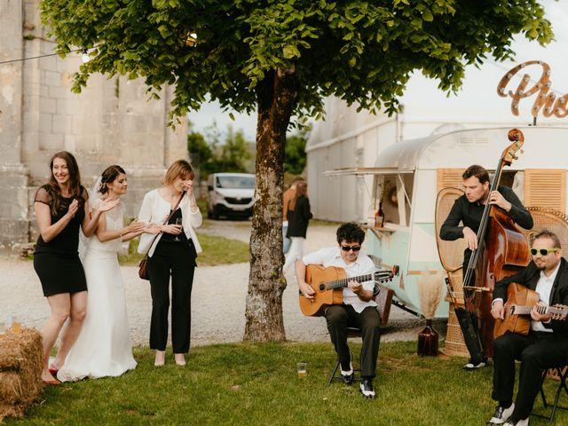 Le mariage de Sébastien et Virginie à Arbois, Jura 87