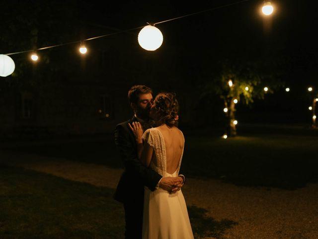 Le mariage de Sébastien et Virginie à Arbois, Jura 101