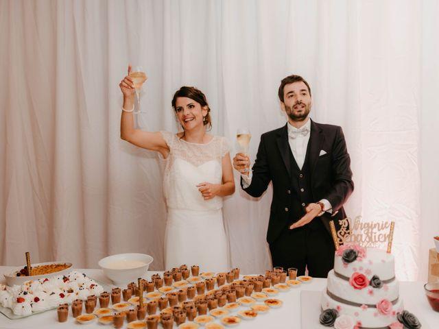 Le mariage de Sébastien et Virginie à Arbois, Jura 116