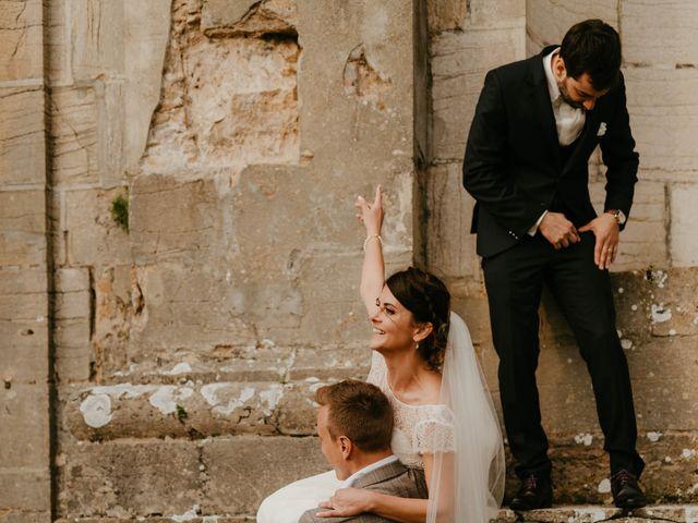 Le mariage de Sébastien et Virginie à Arbois, Jura 119
