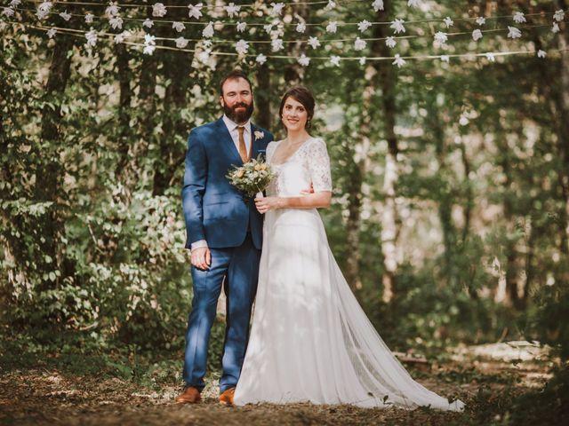 Le mariage de Sara et Tugdual