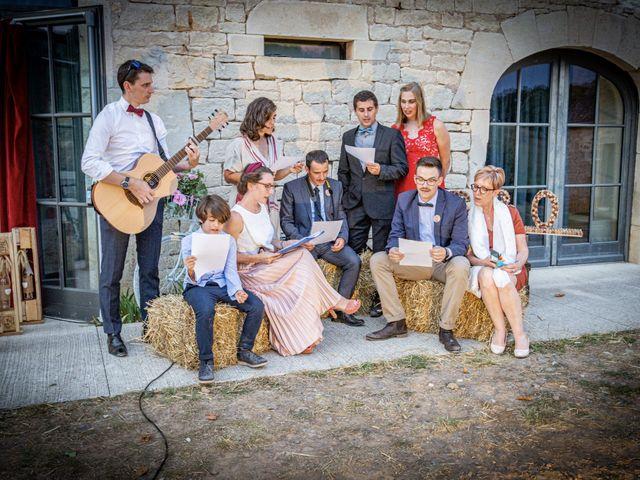 Le mariage de Olivier et Sophie à Brive-la-Gaillarde, Corrèze 18