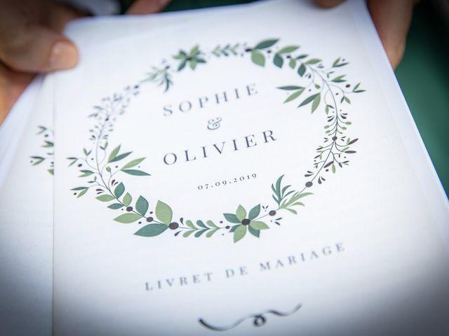 Le mariage de Olivier et Sophie à Brive-la-Gaillarde, Corrèze 21