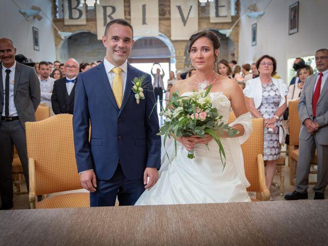 Le mariage de Olivier et Sophie à Brive-la-Gaillarde, Corrèze 27