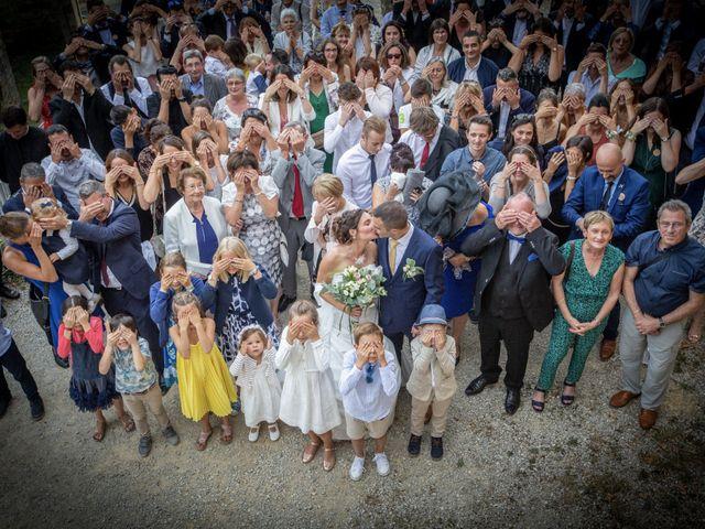 Le mariage de Olivier et Sophie à Brive-la-Gaillarde, Corrèze 39
