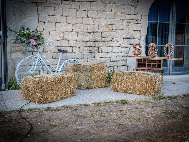 Le mariage de Olivier et Sophie à Brive-la-Gaillarde, Corrèze 50