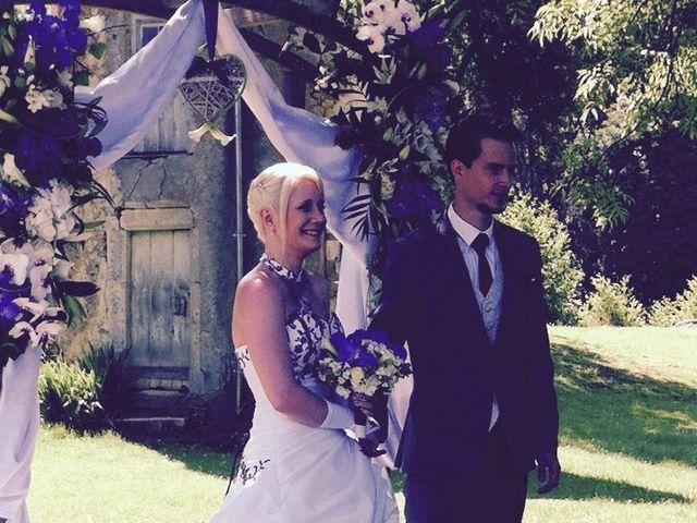 Le mariage de Aurélien et Candice à Landaville, Vosges 35