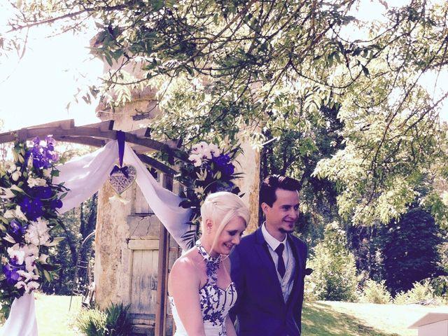 Le mariage de Aurélien et Candice à Landaville, Vosges 30