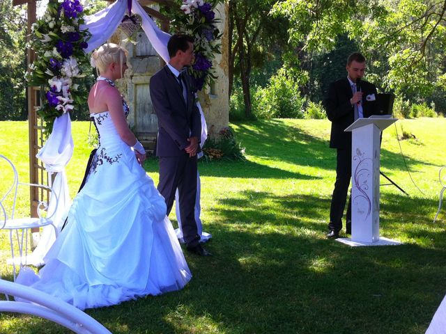 Le mariage de Aurélien et Candice à Landaville, Vosges 25
