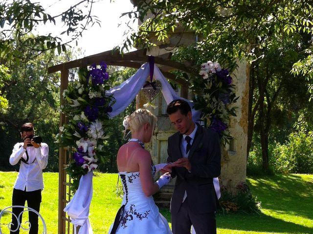 Le mariage de Aurélien et Candice à Landaville, Vosges 39