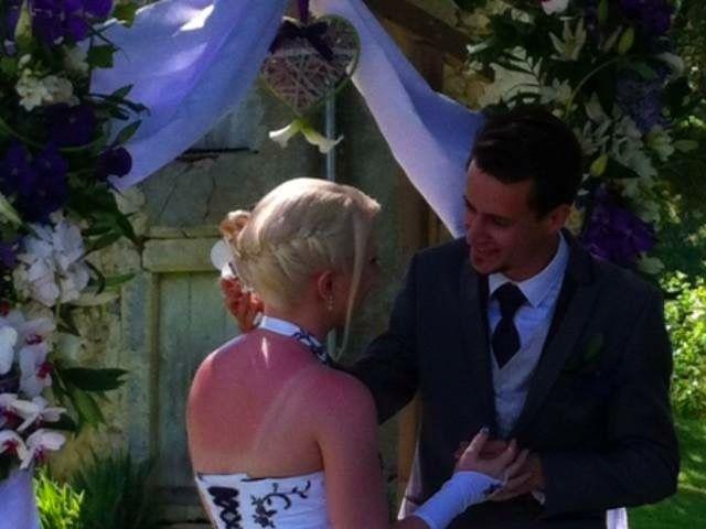 Le mariage de Aurélien et Candice à Landaville, Vosges 27