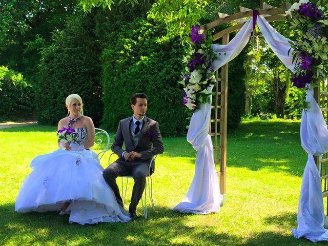 Le mariage de Aurélien et Candice à Landaville, Vosges 33