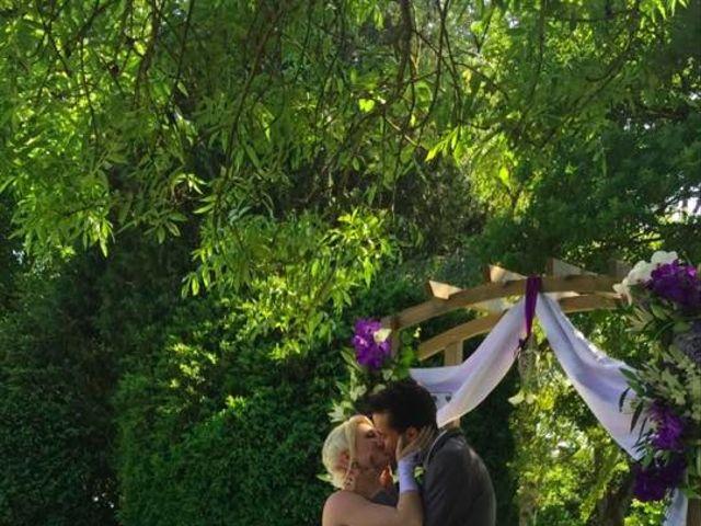 Le mariage de Aurélien et Candice à Landaville, Vosges 37