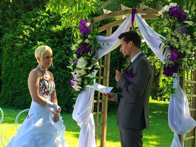 Le mariage de Aurélien et Candice à Landaville, Vosges 26