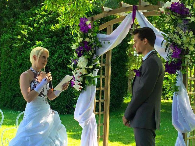 Le mariage de Aurélien et Candice à Landaville, Vosges 32