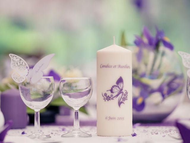 Le mariage de Aurélien et Candice à Landaville, Vosges 4