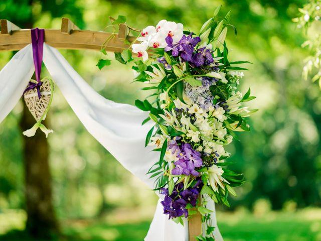 Le mariage de Aurélien et Candice à Landaville, Vosges 11