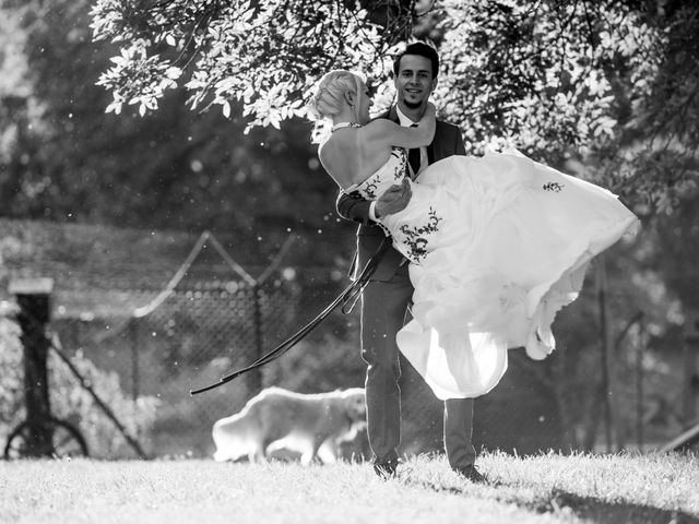Le mariage de Aurélien et Candice à Landaville, Vosges 23