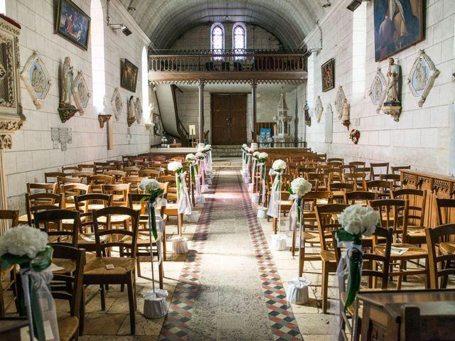 Le mariage de Guillaume et Annabelle à Loches, Indre-et-Loire 7