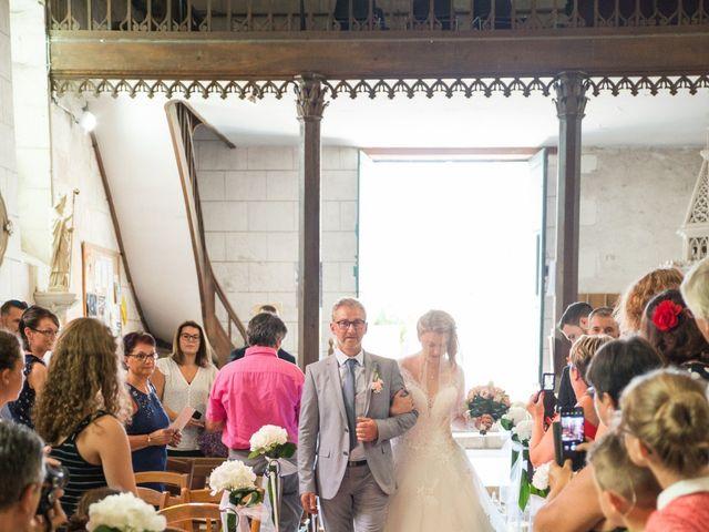 Le mariage de Guillaume et Annabelle à Loches, Indre-et-Loire 10