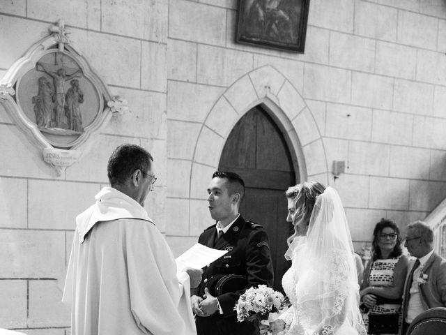 Le mariage de Guillaume et Annabelle à Loches, Indre-et-Loire 12