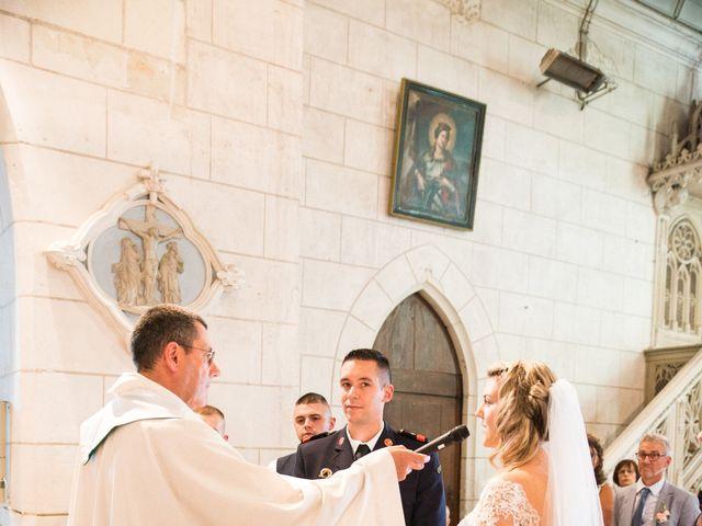 Le mariage de Guillaume et Annabelle à Loches, Indre-et-Loire 14