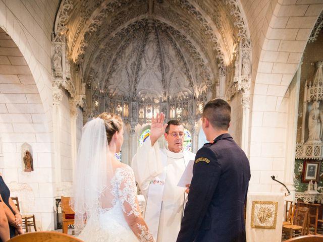 Le mariage de Guillaume et Annabelle à Loches, Indre-et-Loire 15