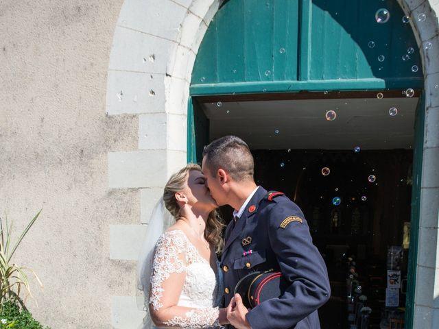Le mariage de Guillaume et Annabelle à Loches, Indre-et-Loire 18