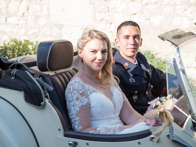 Le mariage de Guillaume et Annabelle à Loches, Indre-et-Loire 19