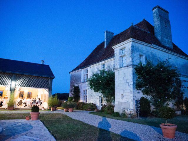 Le mariage de Guillaume et Annabelle à Loches, Indre-et-Loire 49