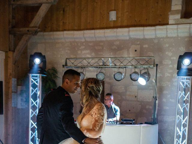 Le mariage de Guillaume et Annabelle à Loches, Indre-et-Loire 56