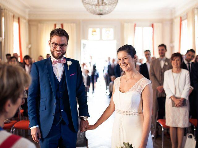 Le mariage de Yann et Aurélie à Bihorel, Seine-Maritime 20