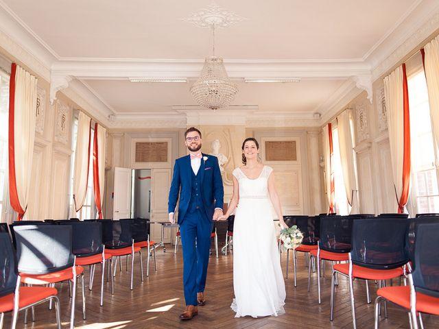 Le mariage de Yann et Aurélie à Bihorel, Seine-Maritime 22