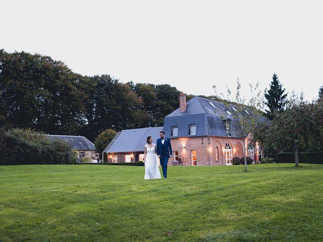 Le mariage de Yann et Aurélie à Bihorel, Seine-Maritime 53
