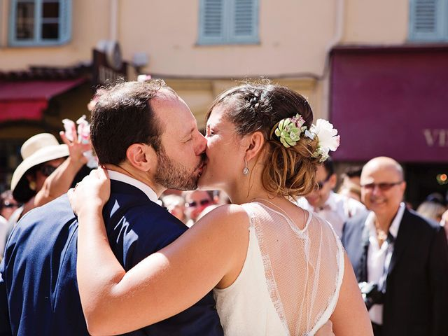 Le mariage de Arnaud et Elodie à Mougins, Alpes-Maritimes 28
