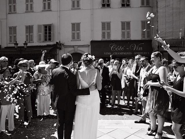 Le mariage de Arnaud et Elodie à Mougins, Alpes-Maritimes 29