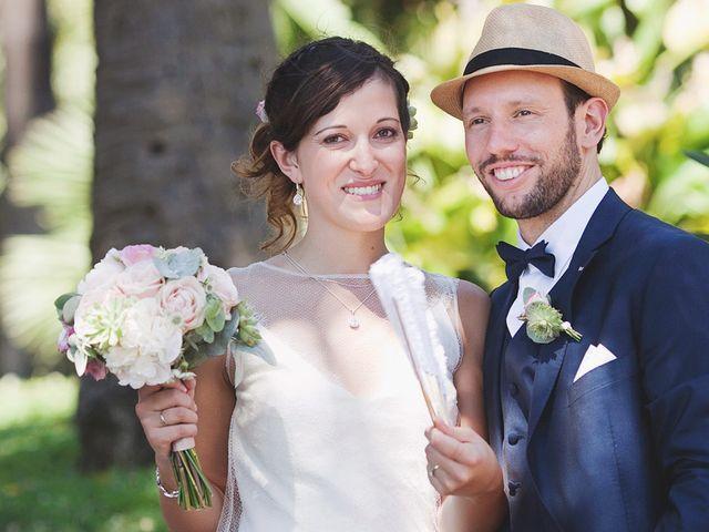 Le mariage de Arnaud et Elodie à Mougins, Alpes-Maritimes 34