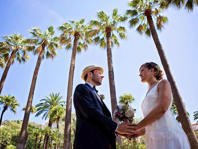 Le mariage de Arnaud et Elodie à Mougins, Alpes-Maritimes 41