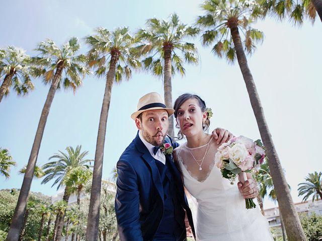 Le mariage de Arnaud et Elodie à Mougins, Alpes-Maritimes 42