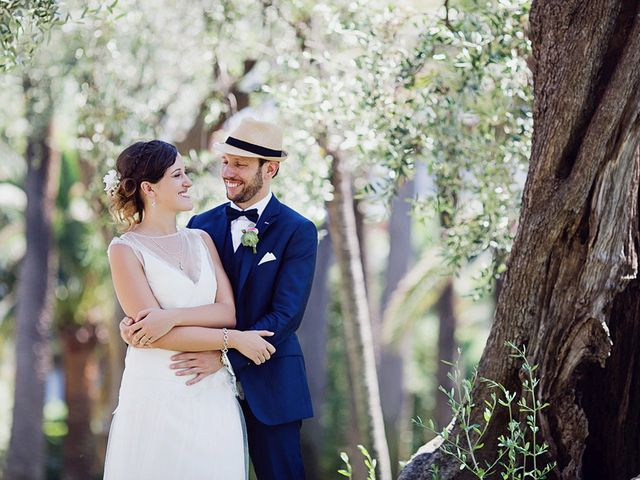 Le mariage de Arnaud et Elodie à Mougins, Alpes-Maritimes 44