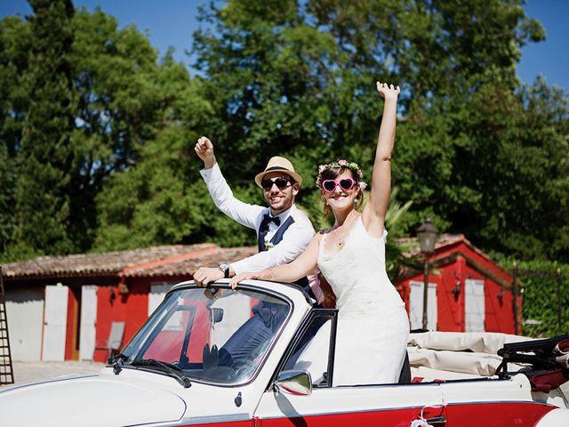 Le mariage de Arnaud et Elodie à Mougins, Alpes-Maritimes 52